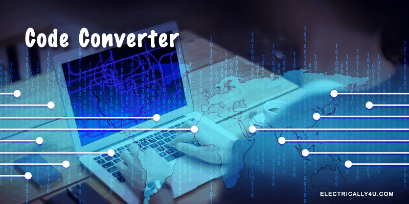 Code converter | Types | Truth table and logic circuits