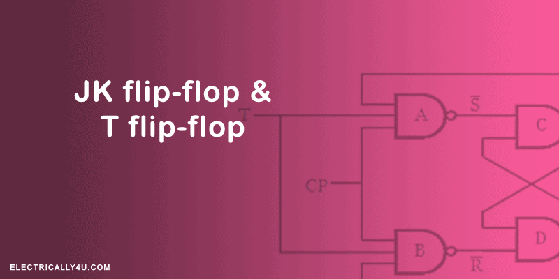 JK flip-flop   Circuit, Truth table and its modifications