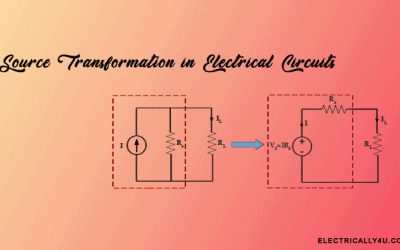 Source Transformation in Electrical Circuits
