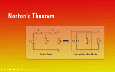 Norton's Theorem with solved problem