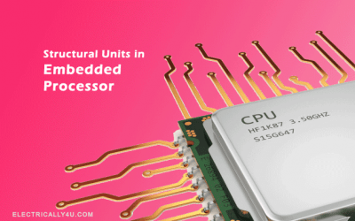 Structural units in Embedded Processor